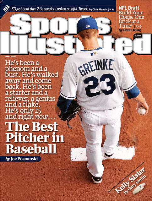 Sports Illustrated Cover: May 4, 2009
