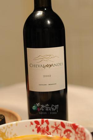 2002年Cheval des Andes