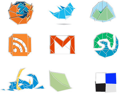 Top 10 wonderful icon sets for designing your web applications