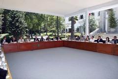 Reunión del Presidente Felipe Calderón con su Gabinete (02-05-09) (Gobierno Federal) Tags: presidente del su felipe con reunión gabinete calderón 020509