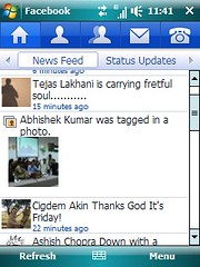 Facebook- News Feed