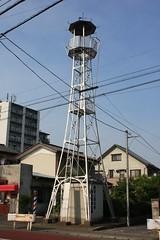 藤間の火の見櫓(川越市)