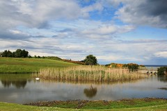Blainroe Golf Club (Chris*Bolton) Tags: ireland club golf landscape course wicklow soe blueribbonwinner supershot blainroe bej mywinners abigfave platinumphoto anawesomeshot diamondclassphotographer citrit theunforgettablepictures thatsclassy theperfectphotographer goldstaraward dragongold worldwidelandscapes absolutelystunningscapes