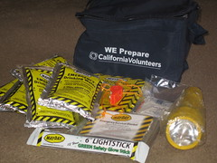 Disaster Kit Contest