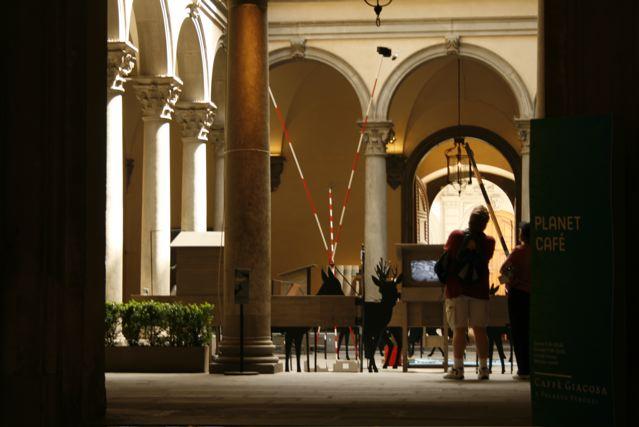 Interno Palazzo Pitti