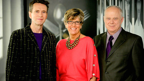 Great British Menu Judges