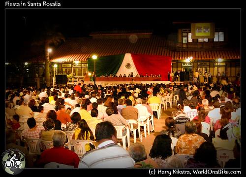 Fiesta in Santa Rosalia por exposedplanet.