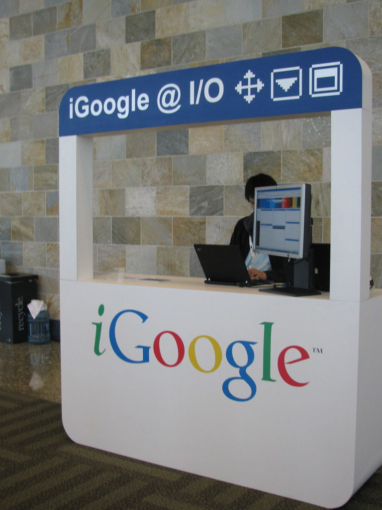 Google I/O 2009
