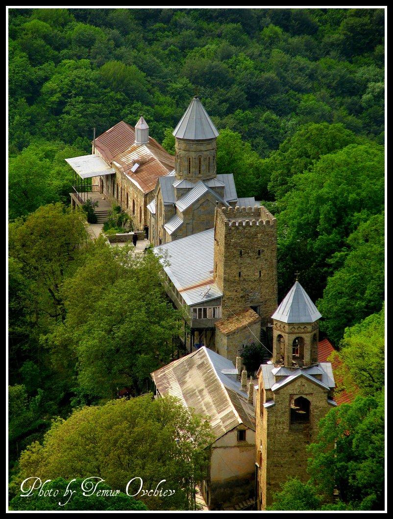 Ghvtaeba Monastery