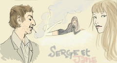 Serge & Jane sketch