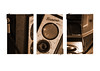 Brownie Reflex Triptych (markplymouth) Tags: sepia reflex triptych mark plymouth olympus e brownie 500 e500 olympuse500 markplymouth