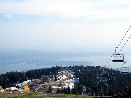 Grouse Mountain - Peak Chair