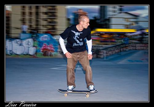Skate em São Léo
