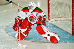 Guillaume DROUOT (Anglet Hormadi) - 3634 (Patxi64) Tags: 2001 hockey oslo norway goalie europa europe icehockey norvege gardien 20011125 eishockey drouot ijshockey hokej continentalcup hormadi anglethormadi jukuritmikkeli guillaumedrouot