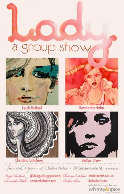Lady_show_poster