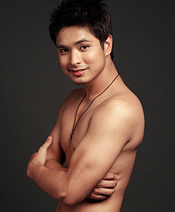 coco martin sexy asian handsome model and hunk