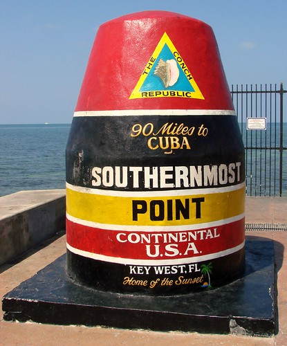 Southernmost Point in the US