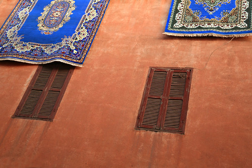 The Magical Carpets of Marrakech