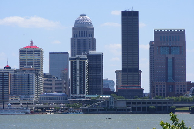 Louisville KY Skyline #3 | Flickr - Photo Sharing!