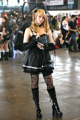 Japan Expo 10th Anniversary - Misa (Death Note) (fabnol) Tags: anime costume cosplay manga convention 2009 japanexpo