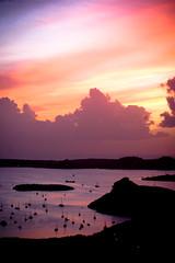 Lagoon view (Fabi Fliervoet) Tags: vacation sky beach clouds boats island saintmartin paradise stock stmartin tropical caribbean stmaarten sxm tavel sintmaarten netherlandsantilles destinations saintmaarten fabifliervoet