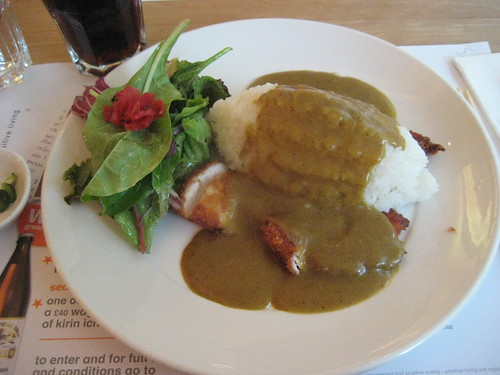 i went to wagamama again