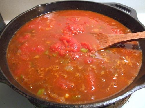 28 oz crushed tomatoes