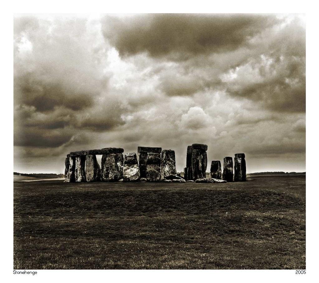 4565069169 9dc191cebb b Stonehenge 2005