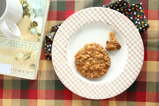 Wholewheat Fruit & Nut Cookies