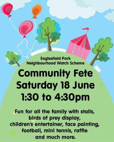 eaglesfield park fête 2011