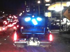 2011 Texas Relays (O.G. Kraze) Tags: austin texas neonlights slab slabs 5thwheel kraze candyblue 84s outlawz poptrunk texasrelays2011