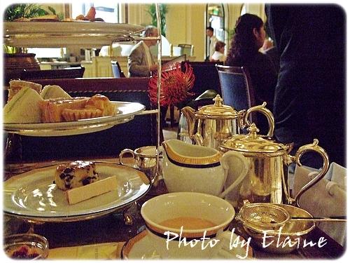 半島酒店下午茶2