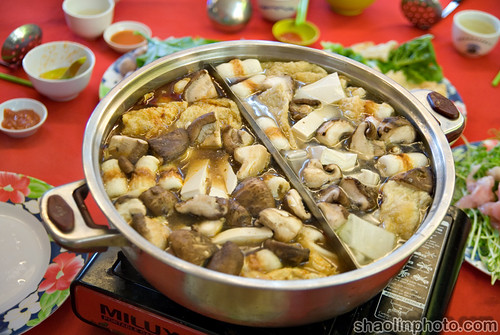 Packed Steamboat