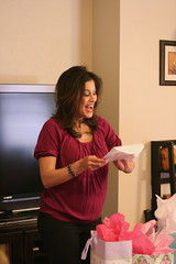 Mom-to-Be Erin (SummerTX) Tags: sisterinlaw erin gifts babyshower momtobe