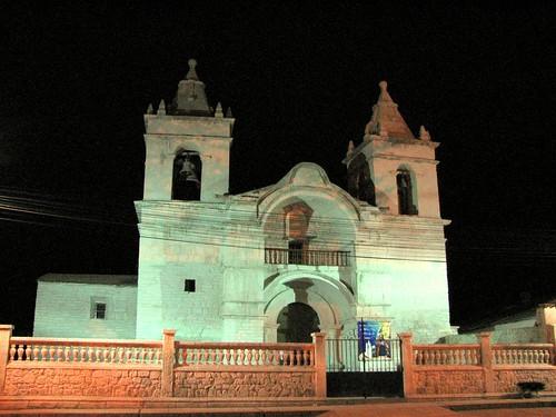 Iglesia de Chivay