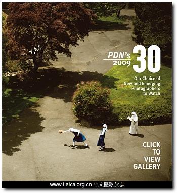 『美国大众摄影』PDN年度30新锐出炉