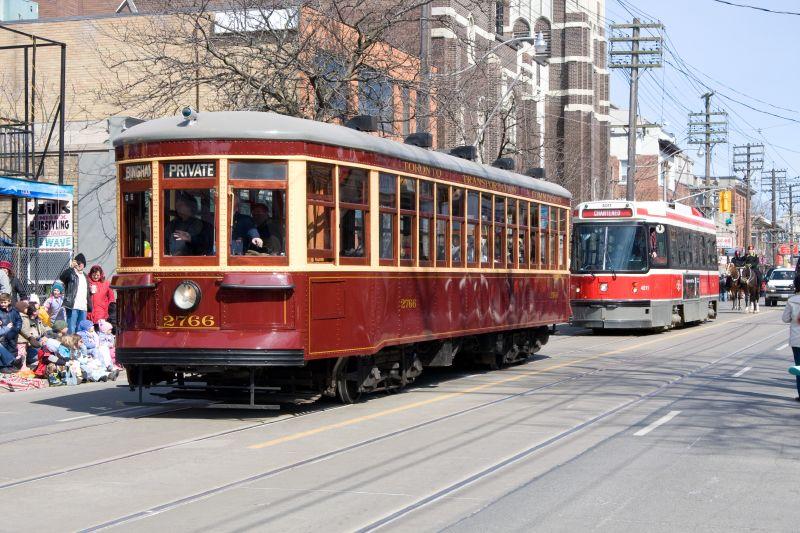 Streetcar History