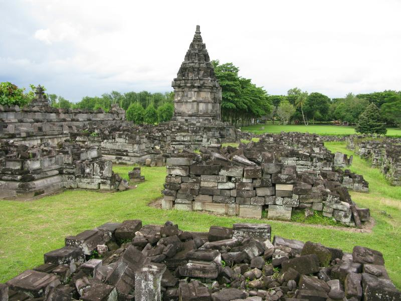 Prambanan Temple Yogjakarta Indonesia