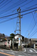 箱根ヶ崎の火の見櫓(瑞穂町)