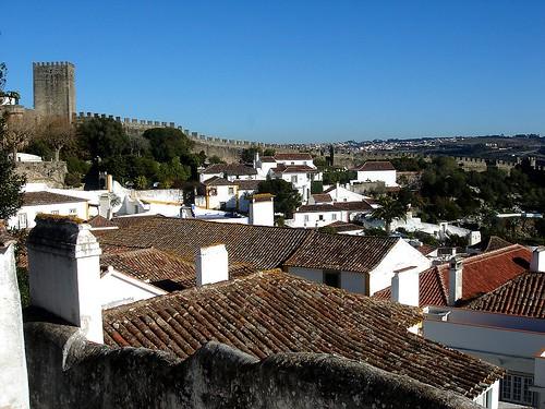 caminhos de portugal/ óbidos