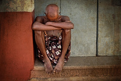 Thought (Andy Bracey -) Tags: travel people india kerala cochin fortcochin bracey andybracey