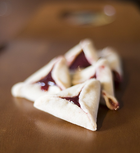 Hamantashen for Purim