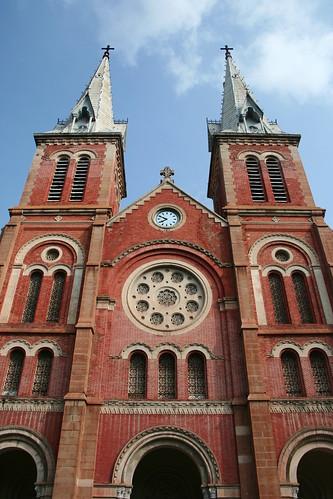 NotreDame facade