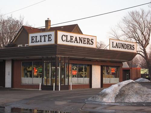 Elite Cleaners & Launders