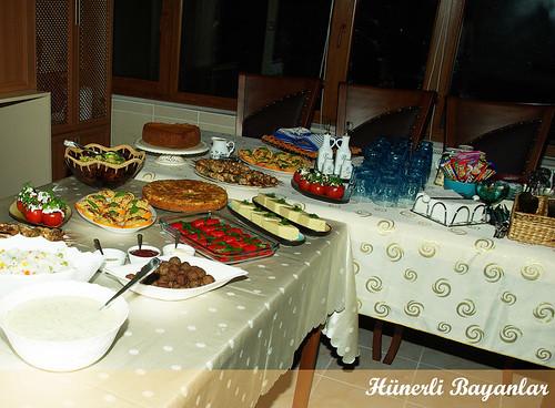 Eşimin Doğum Günü Yemeği - 2007