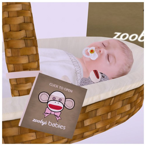 Zooby Ultimate Baby Chris 1.0 by you.