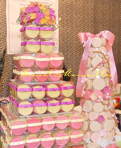 French Macaron Wedding Cakes Project Forums