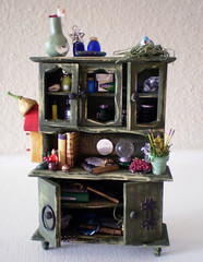 Fairy of the Forest Enchanted Cabinet