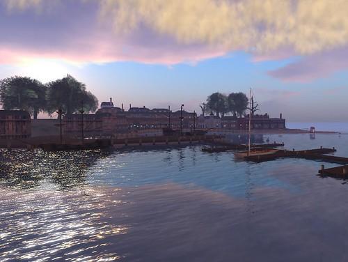 Victoriana Harbour