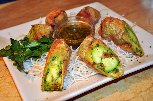 Cheesecake Factory Avocado Rolls